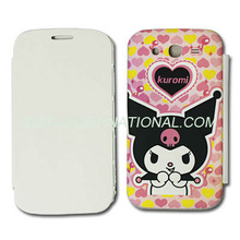 Cartoon Back Cover Flip Cover for Samsung Grand i9080 Protective Case