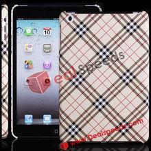 For iPad Mini Design Covers!#iMINI-4020F#For iPad Mini Hard Protective Shell with Grid Design