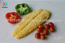 Congelado Pangasius Basa Swai bagre peixe - pão / à milanesa filé ( Prefried / não Prefried )