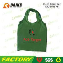 Customized Logo Reusable High Quality Eco custome printing small shopping bag DK-DN178