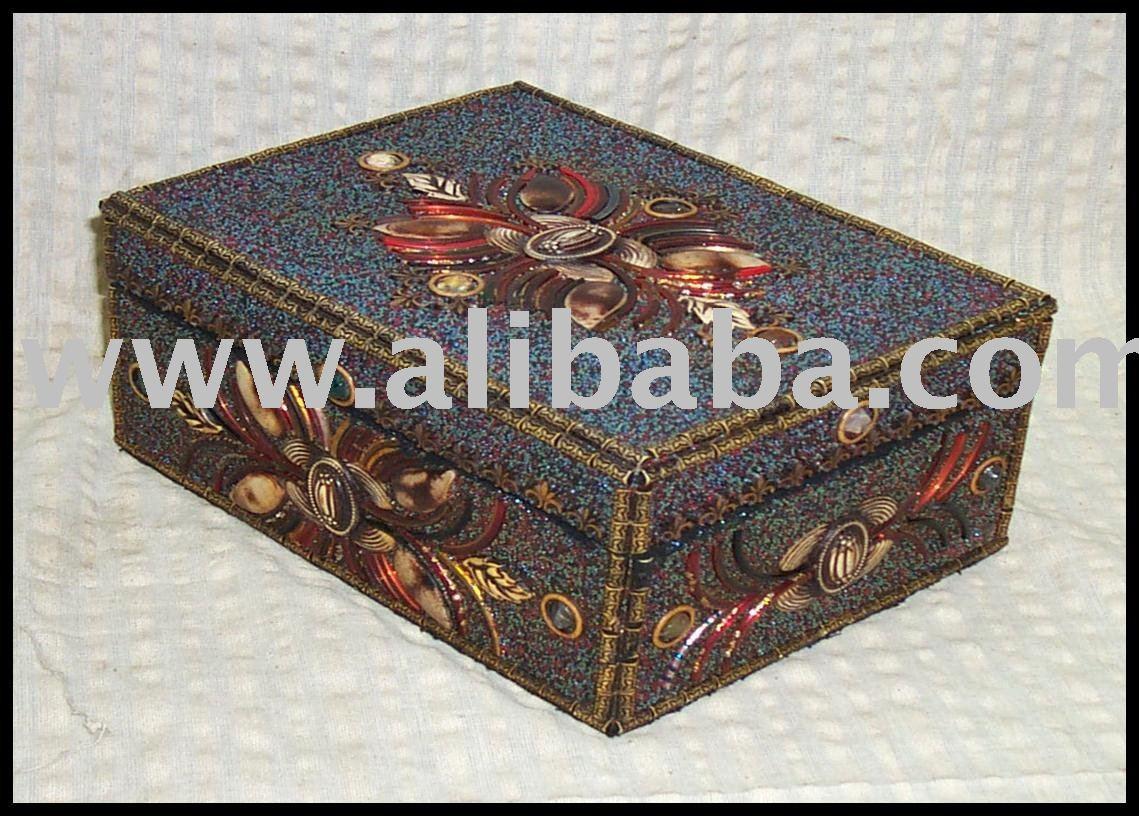 Caixa de madeira decorada Caixas de Jóias ID do produto:110512693  #876544 1139x816