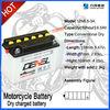 Two wheeler MOTORCYCLE 12V 6.5AH lead acid storage motorcycle battery (12N6.5-3A)