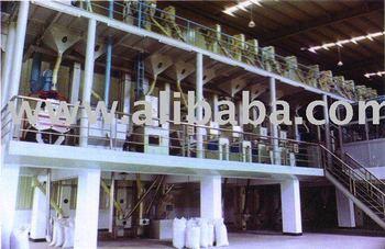 Full Auto Rice Mill