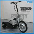 Orijinal fabrika! 3 tekerlekli zappy elektrikli scooter ce