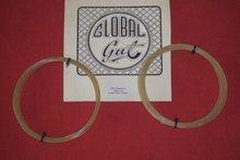 Global Gut Natural Gut Tennis String (Racket)