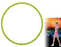Luminous hula hoop