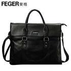 popular style genuine leather handbag