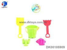 Plastic Mini Sand Beach Toys
