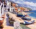 cidade de veneza landscpae pinturas a óleo handmade acrílico pelo artista para decoração
