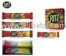 Ritz RSC0001 crujientes galletas Sandwich de queso galletas