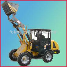mini used wheel loaders