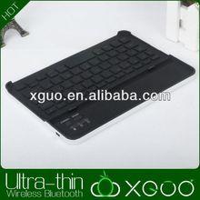 Brand new original bluetooth keyboard leather case for ipad mini