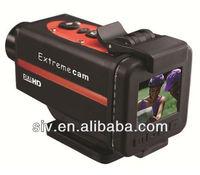 FULL HD 1080P extreme action camera motorbike waterproof IP68 Sport camera