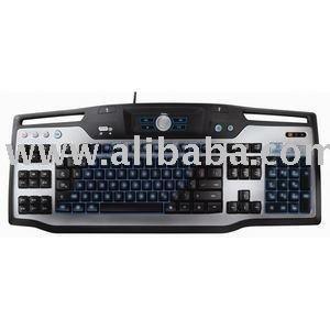 Logitech G11 Gaming Keyboard 104-Key With 2-Ports