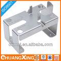 Profissional de componentes mecânicos de peças de fabricação baseado em 3d 2d ou desenho cad ou amostra, com o reconhecimento do cliente em foshan