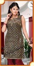Designer Hand Beaded Partyware Salwar Kameez for Women
