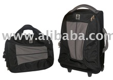 Zain Trolley Bag Set