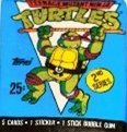 1990 - Topps - Mirage Studios - Teenage Mutant Ninja Turtles - 2nd Series - Collector Cards - Vintage - Out of Print