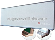 Popular Mark Pen Writing 2400*1200mm Standard Size White board with magnetic finish Of School White Board