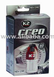 K2 CREO car air freshener