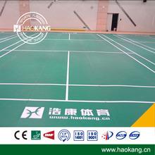 Sports Flooring for badminton court