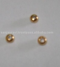 Fly Tying Metal Beads for Lures 2.3 mm