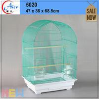 aluminum bird cage decorative painting bird houses
