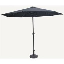 9' Solar LED Market Umbrella