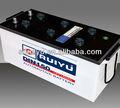 Großhandel hot preis!!!! 12v blei-säure trocken vorgeladen autobatterie jis standard( autobatterie)