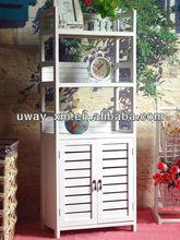 popular 2 shutter doors wood cabinet