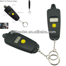 Digital Tyre Gauge keychain