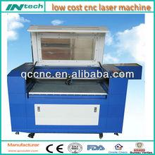 QC6090 desktop laser engraving machine laser logo engraved bead