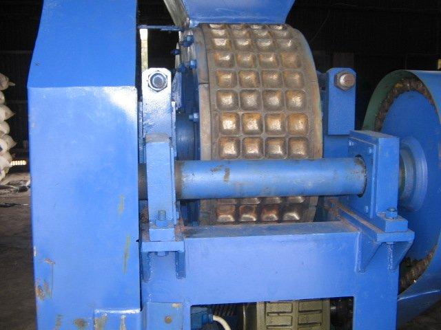 MESIN BRIKET (briquet machine) used