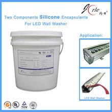Durable high temperature silicone