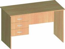 One Cabinet Teacher Table