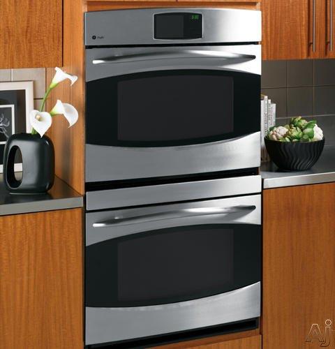 Ge - pt960spss 30 pulgadas doble eléctrico de la pared del horno