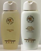 Cleansing Gel / Anti Cellulose Body Cream / Natural Toner