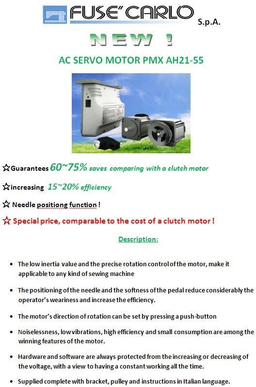 Powermax Ah 21 Buy Eco Servo Motor Product On
