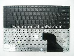Brand New RU US AR UK SP BR CZ IT FR TR GR LA laptop Keyboard for HP Compaq 15.6'' 620 621 CQ620 CQ621 CQ625 625