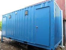 Portable Toilet / Container Toilet