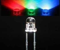 LED Light,3mm Round red,green,blue flashing LED,LED Lamp