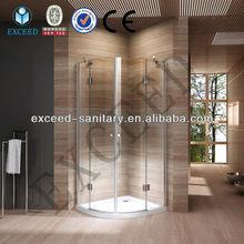 EXCEED round shower door parts