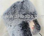 JOE fox fur hat NO.002