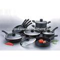 De aluminio de cerámica utensilios de cocina set ( 16 unids set )