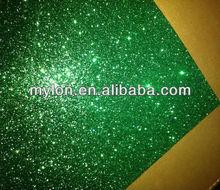 A4 Green Glitter Foam Sheet for scrapbooking kids things Halloween fun stuff