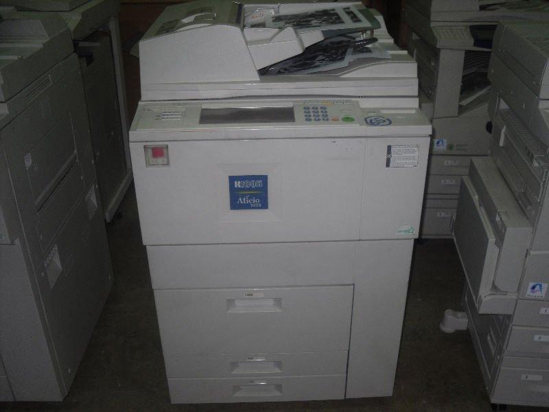 Ricoh Aficio 1075 photocopiers machines