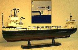 Edmond Fitzgerald wooden model ship 6861
