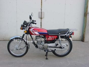 125cc Cg Motorcycle