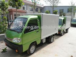 New 800Kg Electric Cargo Van Truck With 2.0~2.2m Van for sales