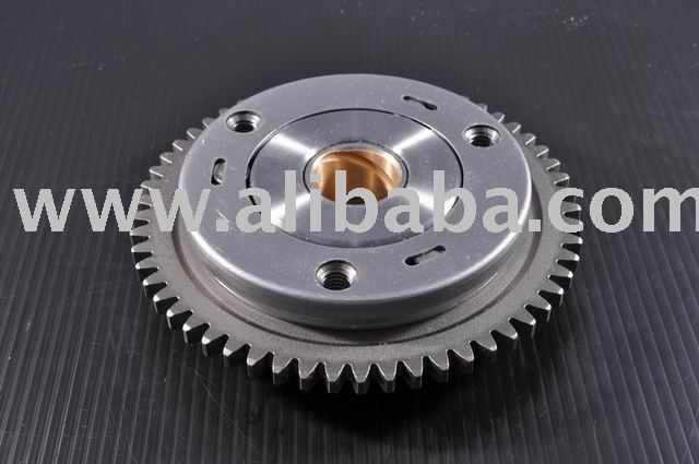 Starter Clutch Assembly for 125 cc Motorcycle